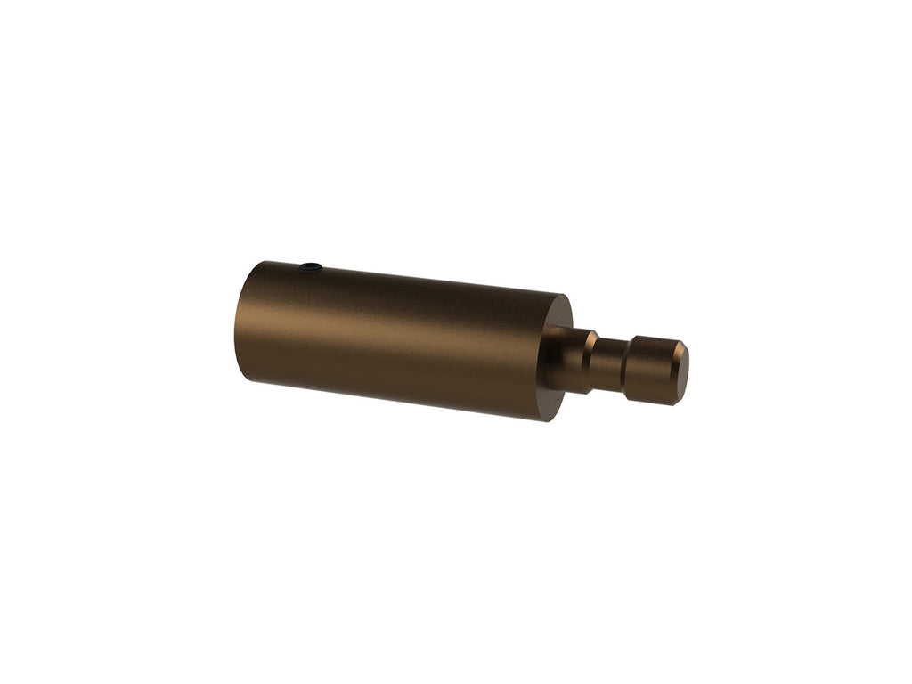Brushed bronze Extension arm for 30mm/50mm brackets