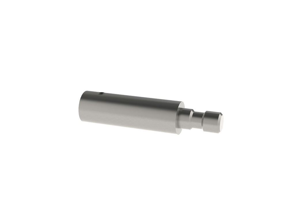 Stainless steel Extension arm for 19mm brackets
