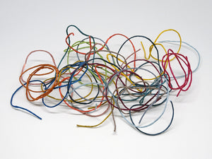 Sample - coloured twine