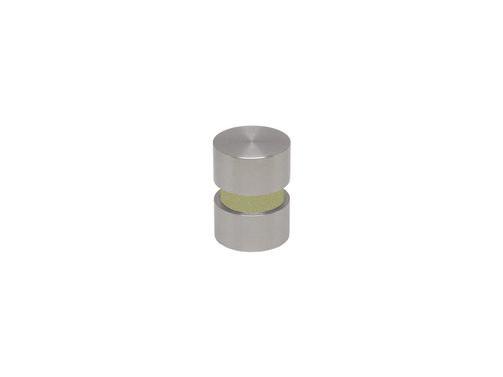 New acorn green curtain pole finial in stainless steel for 19mm curtain pole