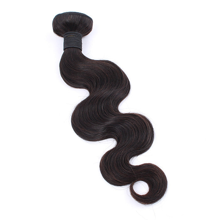 7A Grade Malaysian Virgin Hair 1 bundle Body Wave No Shedding and Tangle Free
