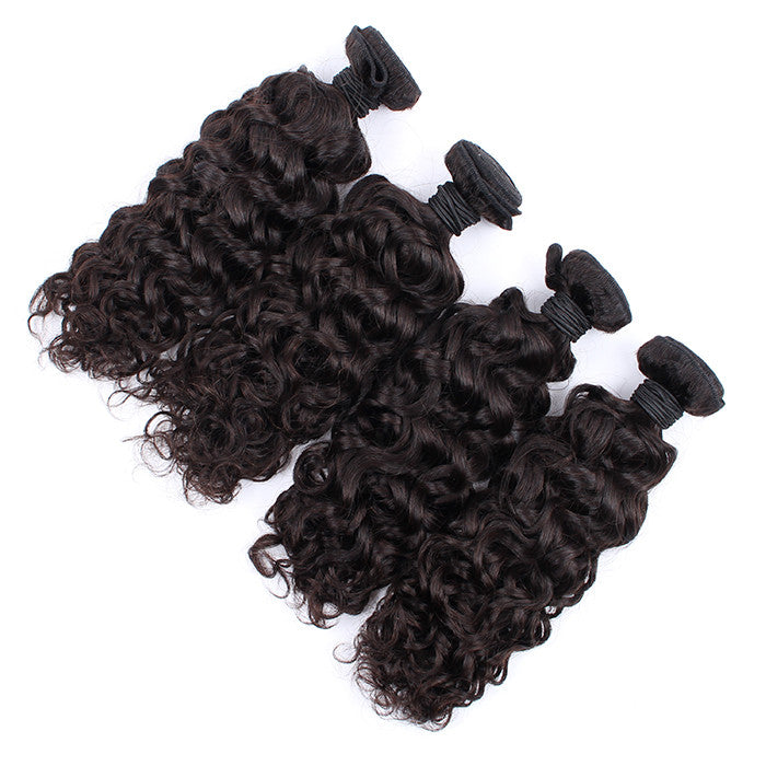 7A Grade Unprocessed Virgin Human Hair Malaysian Spiral Curly Hair Weave In Factory Price
