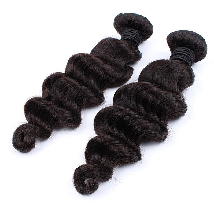 2 Bundles Brazilian Hair Loose Wave
