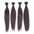 Luxury Indian Virgin Hair 4 Bundles Silky Straight for Full Head