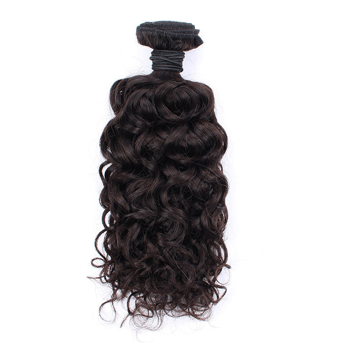 Best Quality 7A Grade Virgin Human Hair 1 Bundle Brazilian Spiral Curl