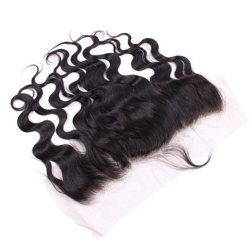 13*4 Lace Frontal Malaysian Body Wave Free Shipping