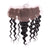7A Grade unprocessed Brazilian Loose Wave 13*4 inch Lace Frontal