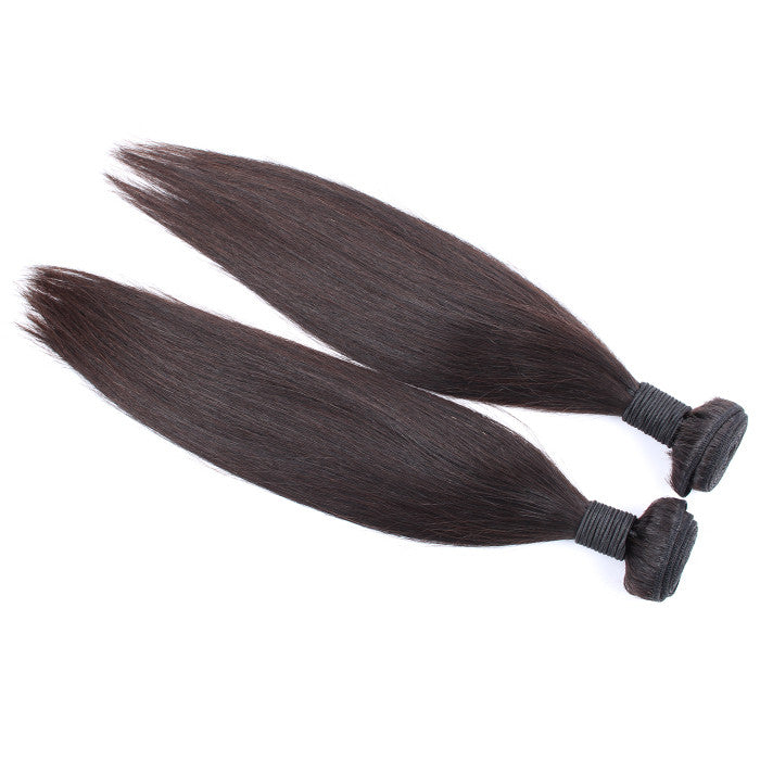 Best Selling Products 2 Bundles Indian Virgin Hair Straight