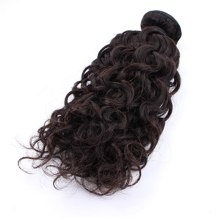 Great Quality Malaysian Virgin Hair Spiral Curly Grade 7A Hair Weave Could Be Bleached