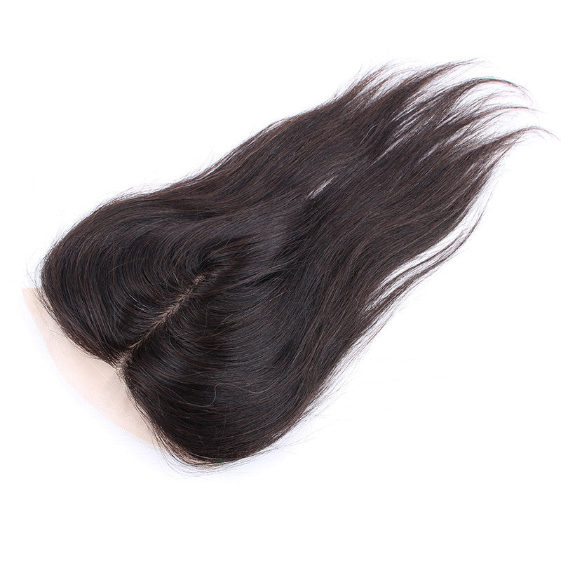 Malaysian Virgin Hair 4*4 inch Silk Top Closure Silky Straight
