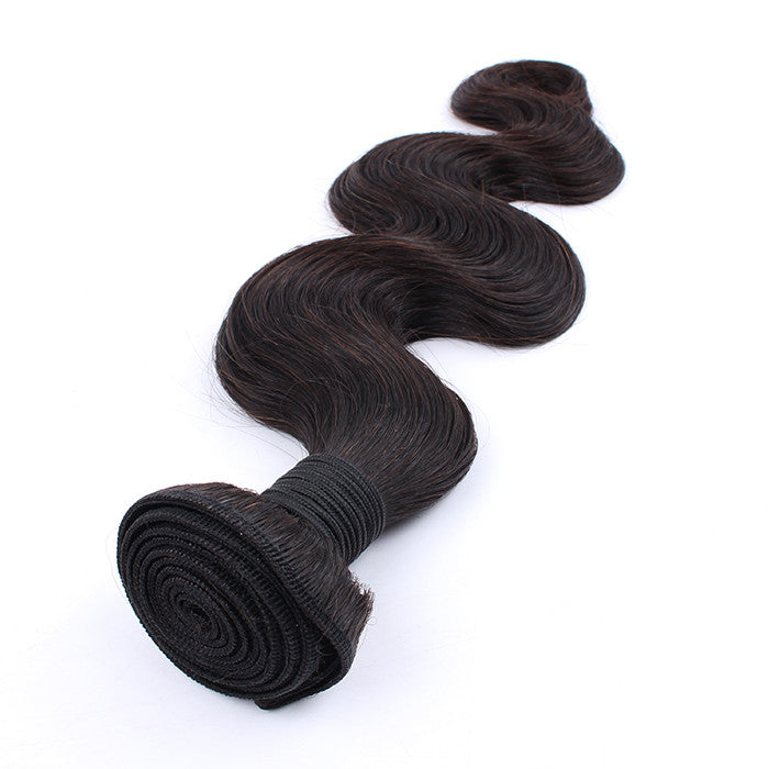 100% Unprocessed Brazilian Virgin Human Hair 1 Bundle Body Wave