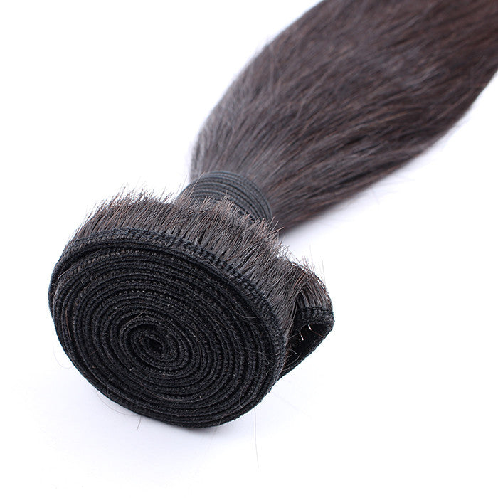 7A 1 Bundle Malaysian Straight Hair Weave Bundles