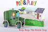 AgriKids 4 Book Set - Beep Beep The Green Jeep