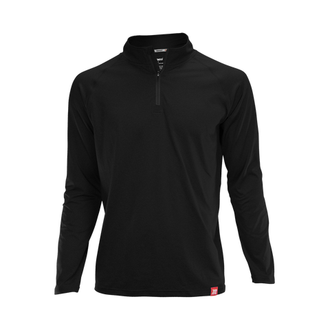 MARUCCI LONG SLEEVE QUARTER ZIP