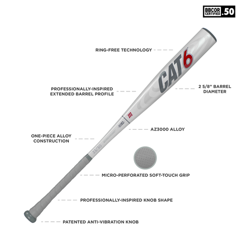 MARUCCI CAT6 BBCOR