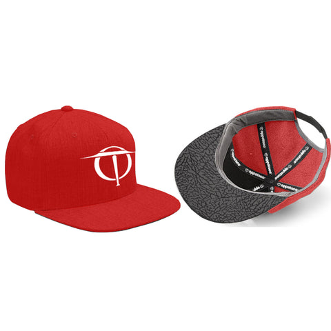 Oppotaco Classic III Snap Back - Red