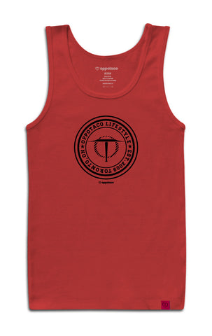 Oppotaco Certified Tank - Red
