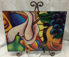 Fruit and More Wall Art Plaque - LaShunBeal.com