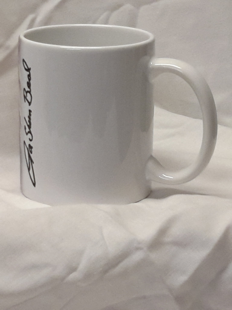 Deep In Thought Coffee Mug - LaShunBeal.com