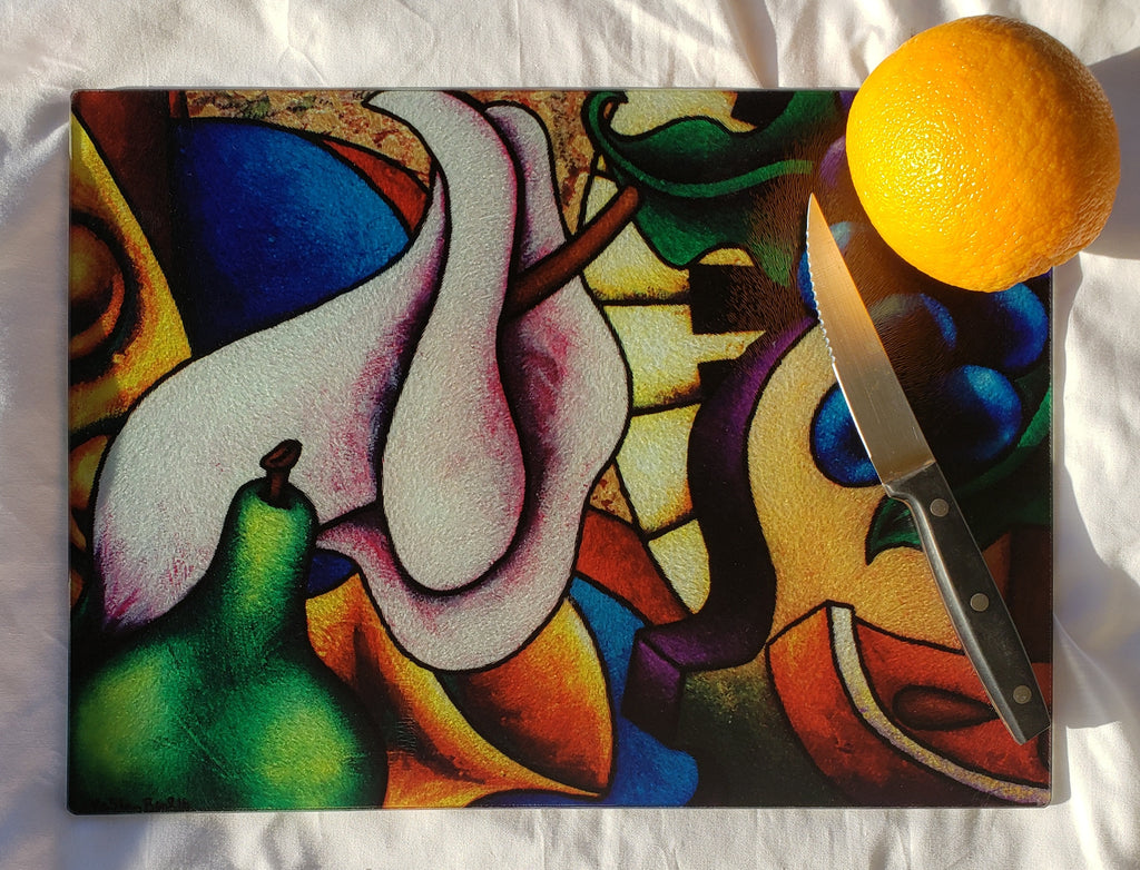 Fruit And More Cutting Board