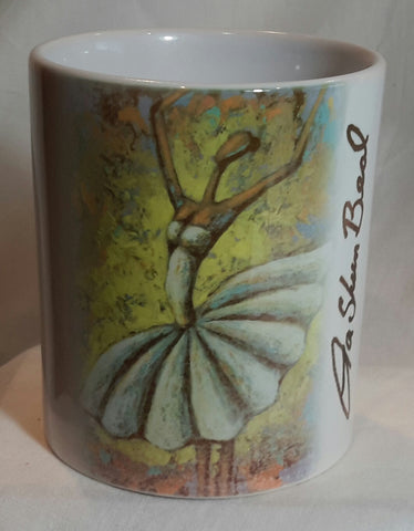 Dancer #7 Coffee Mug