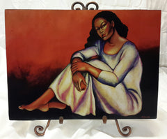 Eve Wall Art Plaque - LaShunBeal.com