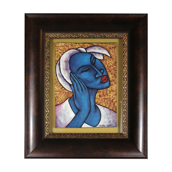 She #115 Framed Art