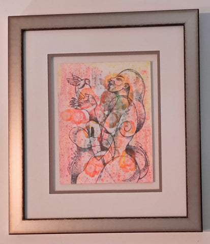 Joy #2 Framed Art