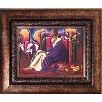 Lord Endow Me Framed Art - Lashunbeal.com
