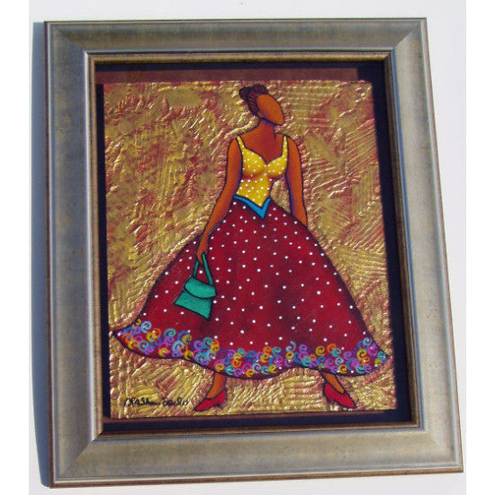 That Lady #11 Framed Art - Lashunbeal.com