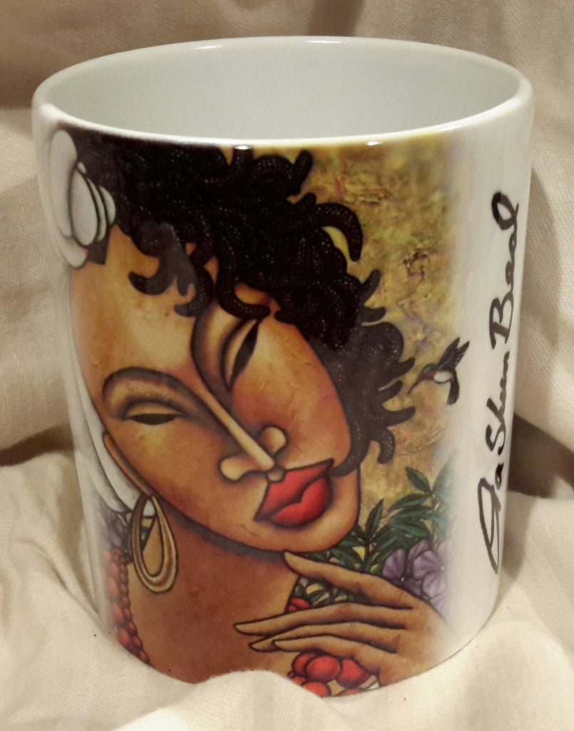 Passing By Coffee Mug - Lashunbeal.com