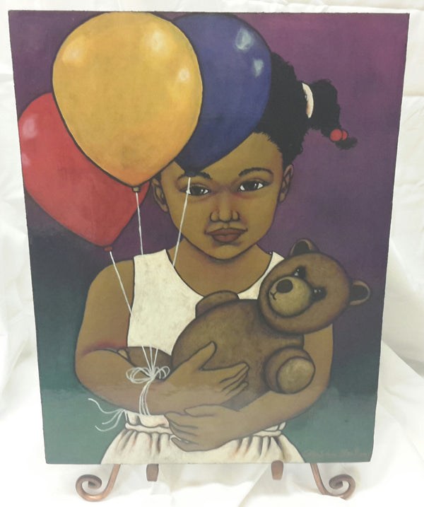 Paulette And Friend Wall Art Plaque - Lashunbeal.com