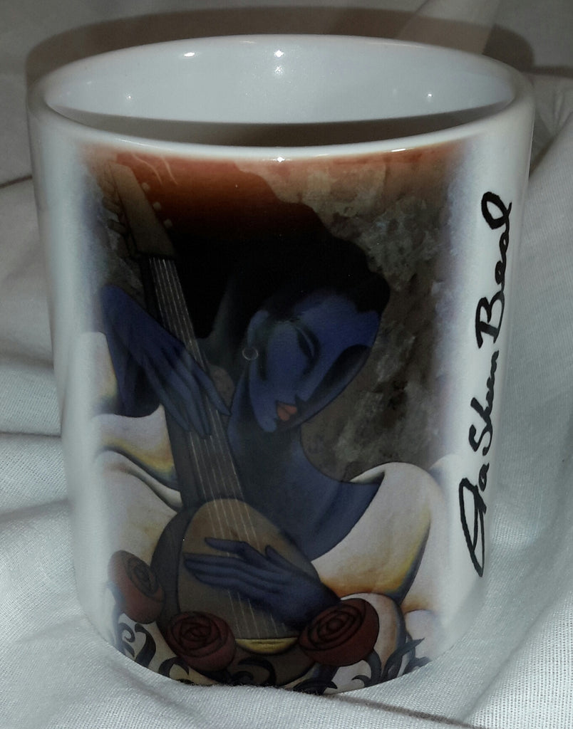 Rose Serenade Coffee Mug