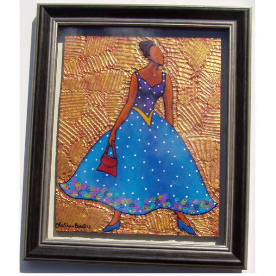 That Lady #10 Framed Art - Lashunbeal.com