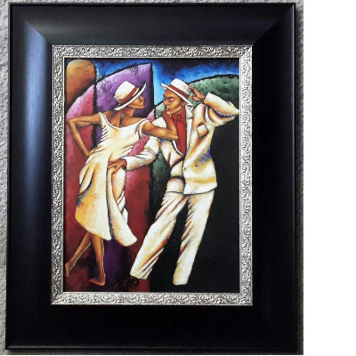 Steppin Out Framed Art - Lashunbeal.com