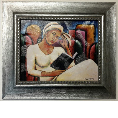 Deep in Thought Framed Art - LaShunBeal.com