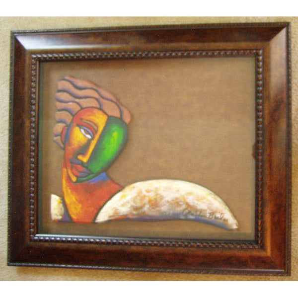 She #82 Framed Art - Lashunbeal.com