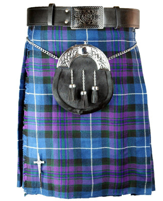 5 Yards Pride Of Scotland Tartan Kilt