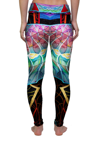 """MAYA"" WOMEN'S ACTIVE LEGGINGS"