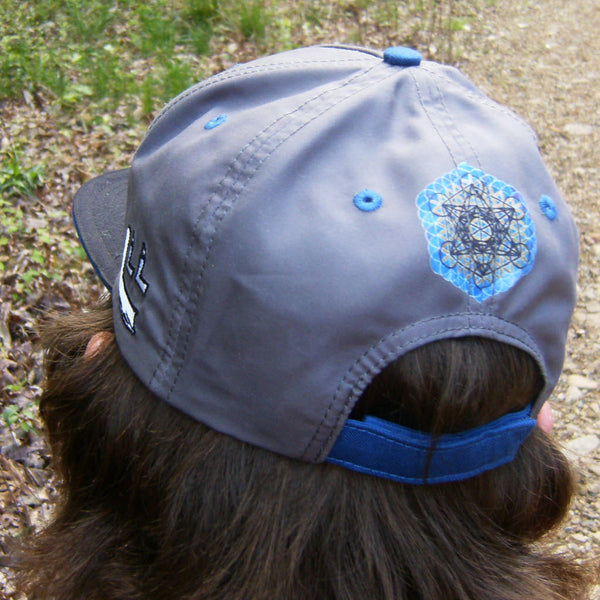 Metatron Hat - Lit Like LUMA - Future Fashion and Modern Innovations - 3