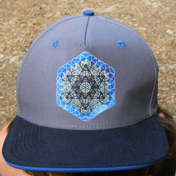 Metatron Hat - Lit Like LUMA - Future Fashion and Modern Innovations - 1