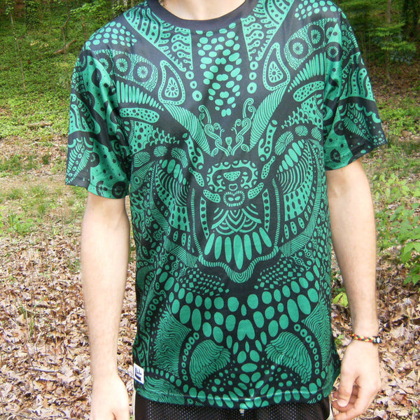 Shamanic Owl - Short Sleeve T-Shirt