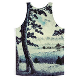 'A Long Ways to Kana' Classic fit tank top (unisex) by Kijiermono