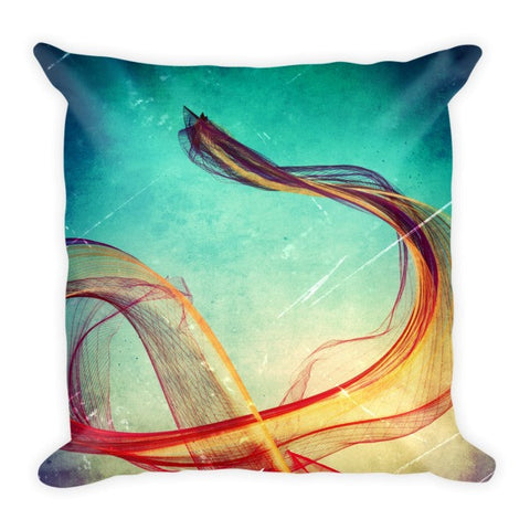 'Travelling' Pillow by Willingthe7