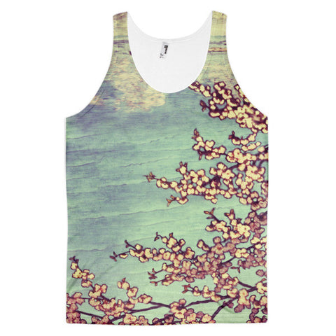 'Watching Kukuyediyo' Classic fit tank top (unisex) by Kijiermono