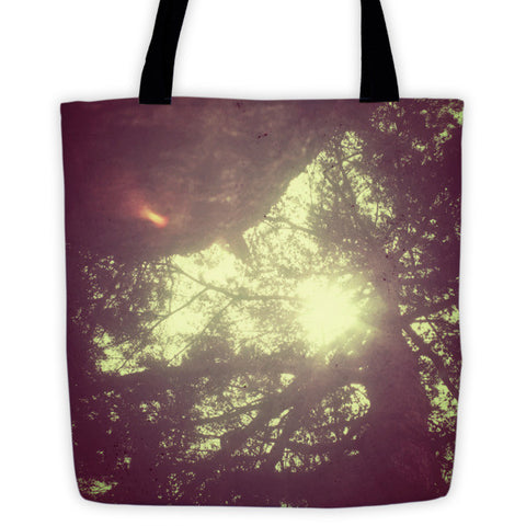'Eyes Wide Shut' Tote bag by Momotaro Photography