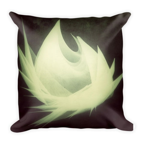 'Born Again' Pillow by Willingthe7
