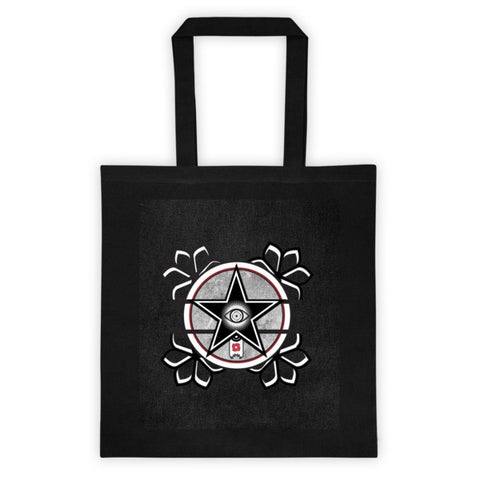 'The All-Seeing Eye' Tote bag by Eye-Rebel for Primitive Reason