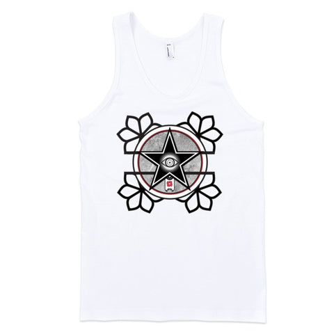 'The All-Seeing Eye' Classic tank top (unisex) by Eye-Rebel for Primitive Reason
