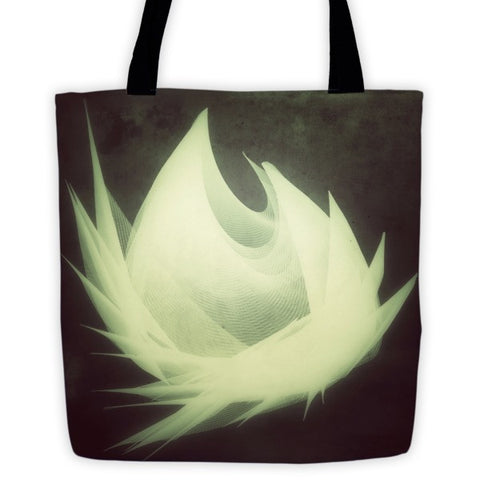 'Born Again' Tote bag by Willingthe7